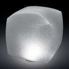 Плавающий светильник «Ледяной куб», 23 х 23 х 22 см, 28694 INTEX