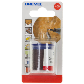 Круг отрезной Dremel 2615040932, 24мм, хвостовик 3,2мм, 35000 об./мин.