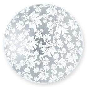 Светильник Primrose 2x60Вт E27 белый 8x30см