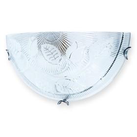 Светильник Alexandra 1x60Вт E27 белый 8x30см