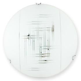 Светильник ZIER 2x60Вт E27 белый 8x30см