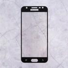 Защитное стекло Mobius для Samsung J3 2017 3D Full Cover, черное