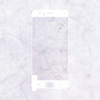 Защитное стекло Mobius для Xiaomi Mi 6 3D Full Cover (White)