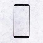 Защитное стекло Mobius для Xiaomi Redmi 5 Plus 3D Full cover, черное