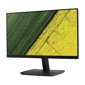 """Монитор Acer 24"""" ET241Ybd черный IPS LED 4ms 16:9 DVI 1000:1 250cd 178/178 1920x1080 D-Sub"""