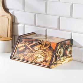 Хлебница Avanti-stile «Клад», 20×28,5×13 см
