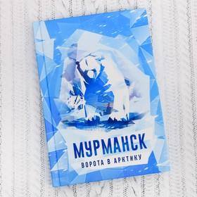 Ежедневник «Мурманск», 80 листов Ош