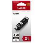 Картридж струйный Canon PGI-450XLPGBK 6434B001 черный для Canon Pixma iP7240/MG6340/MG5440