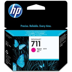 Картридж струйный HP №711 CZ131A пурпурный для HP DJ T120/T520 (29мл)