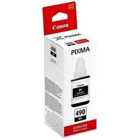 Картридж струйный Canon GI-490BK 0663C001 черный для Canon Pixma G1400/2400/3400 (135мл)