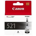 Картридж струйный Canon CLI-521BK 2933B004 черный для Canon iP3600/4600/MP540/620/630/980