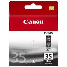 Картридж струйный Canon PGI-35 1509B001 черный для Canon Pixma iP100