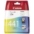 Картридж струйный Canon CL-441 5221B001 многоцветный для Canon MG2140/3140