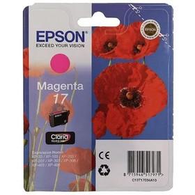 Картридж струйный Epson C13T17034A10 пурпурный для Epson XP33/203/303 (150стр.)