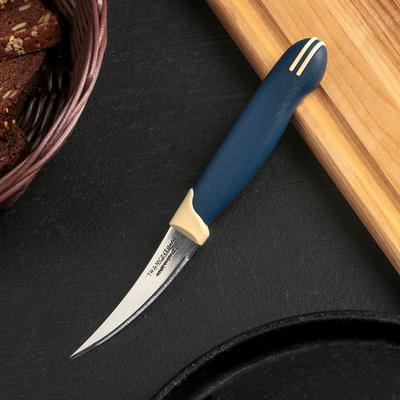 Нож Multicolor для помидоров и цитрусовых, длина лезвия 7,5 см - Фото 1