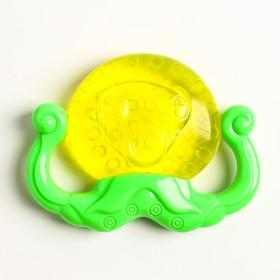 Прорезыватель охлаждающий «Осьминожка», цвет МИКС
