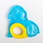 Прорезыватель охлаждающий «Морской котик», цвет МИКС