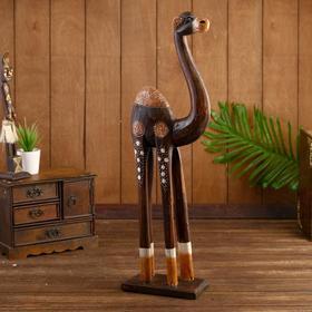 Сувенир дерево 'Верблюд' 20х10х60 см Ош