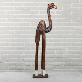 Сувенир дерево 'Верблюд' 23х13х100 см Ош