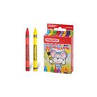 Восковые карандаши 24 цвета, «ПИФАГОР»