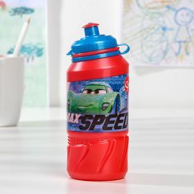 Бутылка 420 мл 'Тачки. Грани гонок' Ош