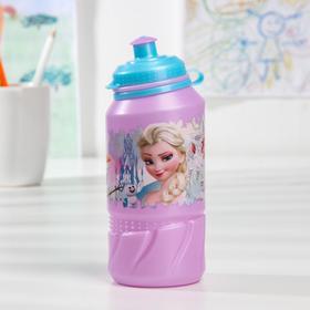 Бутылка «Холодное сердце. Цветы», 420 мл