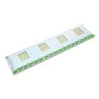 Субстрат минераловатный в мате, для огурцов, 100 × 20 × 7,5 см