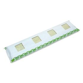 Субстрат минераловатный в мате, для огурцов, 100 × 20 × 7,5 см Ош