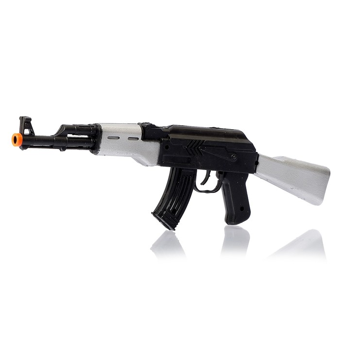 Автомат-трещотка АК-47