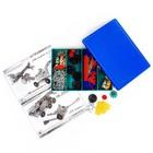 Конструктор «Юный гений №2», 228 деталей, 23 модели, цветной - Фото 2