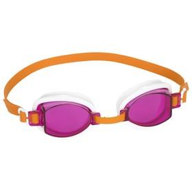 Очки для плавания Ocean Wave, от 7 лет, цвета МИКС, 21048 Bestway Ош