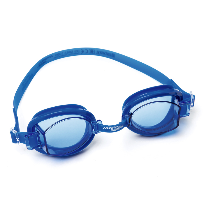 Очки для плавания Ocean Wave, от 7 лет, цвета МИКС, 21048 Bestway