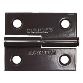 Петля дверная STAYER MASTER, 50 мм, разъемная, левая, коричневая