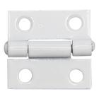 Петля дверная STAYER MASTER, 25 мм, универсальная, белый
