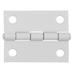 Петля дверная STAYER MASTER, 50 мм, универсальная, белый
