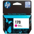Картридж струйный HP №178 CB319HE пурпурный для HP C5383/C6383/B8553/D5463 (300стр.)