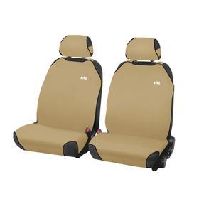 Накидки, на переднее сиденье, PERFECT FRONT, бежевый, трикотаж Ош