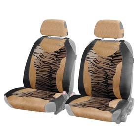 Накидки, на переднее сиденье, SAFARI FRONT, трикотаж Ош