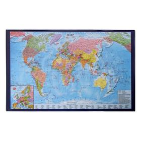 Покрытие настольное 38 × 59 см, Calligrata, «Карта мира» Ош