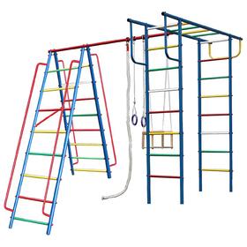 Детский спортивный комплекс уличный «Вертикаль» А1+П