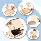 Кормушка для птиц «Дерево», 18 × 16 × 15 см, Greengo - Фото 5