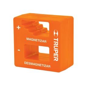 Прибор для намагничивания и размагничивания отверток и бит TRUPER MAG-DES