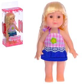 Кукла 'Таня' в платье, МИКС Ош
