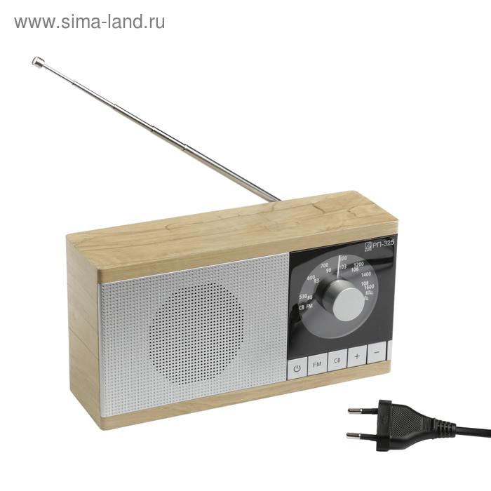 """Радиоприемник """"БЗРП РП-325"""", FM 88-108Мгц,"""