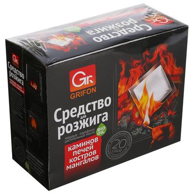 Средство для розжига, GRIFON - Фото 1