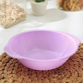 Тарелка «Пикник», 700 мл, цвет МИКС