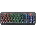 Клавиатура Redragon Varuna RU, игровая, проводная, механическая, 104 клавиши, USB, чёрная
