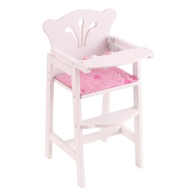 Кукольный стульчик для кормления