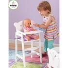 Кукольный стульчик для кормления - Фото 2