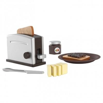 Игровой набор «Тостер», эспрессо - Фото 1